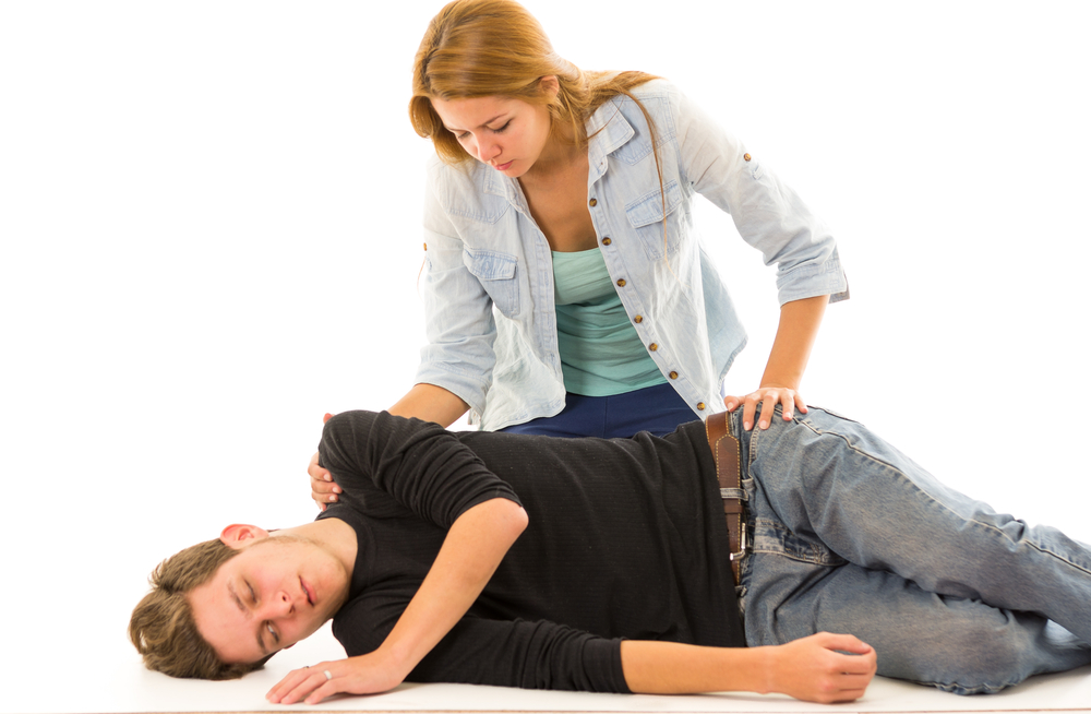Learn the recovery position