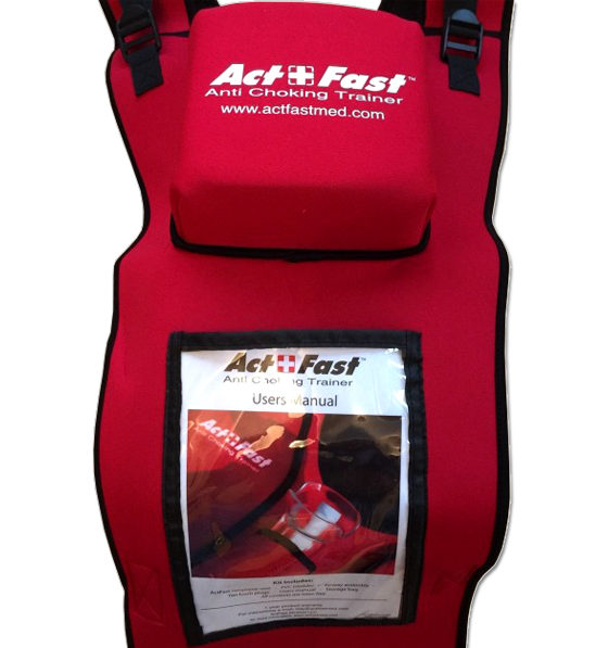 actfast anti choking trainer
