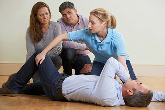 First Aid Training Provider uk