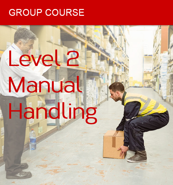 group course manual handling level 2
