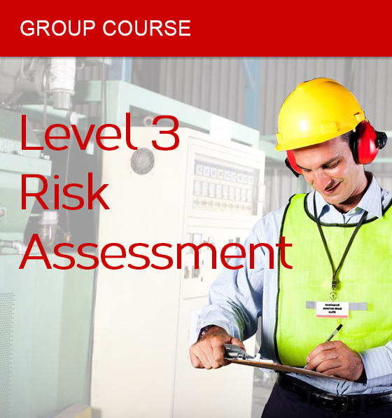 group course risk assessment 3