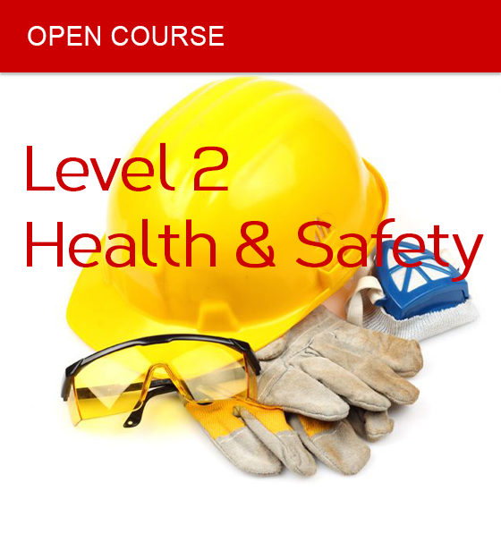 open course health safety level 2